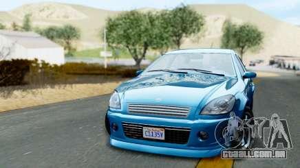 GTA 5 Declasse Premier para GTA San Andreas