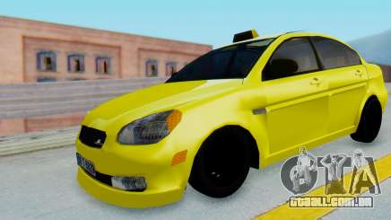 Hyundai Accent Era para GTA San Andreas