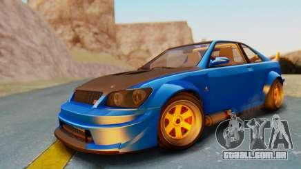 GTA 5 Karin Sultan RS Carbon para GTA San Andreas