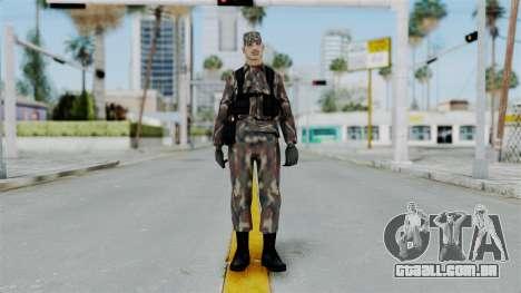 MH x Hungarian Army Skin para GTA San Andreas segunda tela