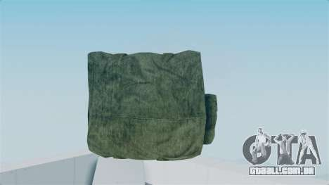 Arma 2 Alice Backpack para GTA San Andreas segunda tela
