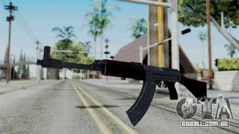 No More Room in Hell - CZ 858 para GTA San Andreas segunda tela
