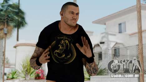 WWE Randy 1 para GTA San Andreas