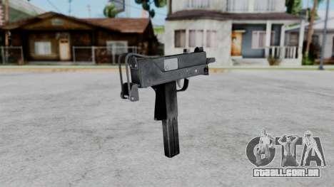 MAC-11 para GTA San Andreas segunda tela