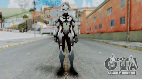 Genji - Overwatch para GTA San Andreas segunda tela