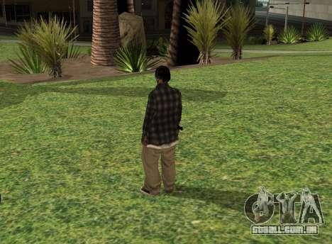 Black fam2 para GTA San Andreas segunda tela