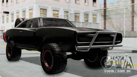 Dodge Charger 1970 Off Road  F&F7 para GTA San Andreas