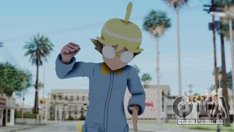 Pokémon XY Série, Clemont para GTA San Andreas