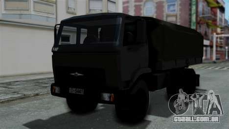 FAP Vojno Vozilo v2 para GTA San Andreas
