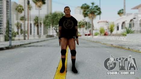WWE Randy 1 para GTA San Andreas segunda tela