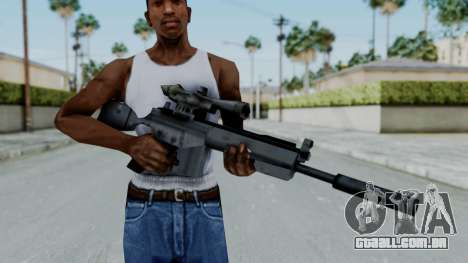 Vice City PSG-1 para GTA San Andreas terceira tela