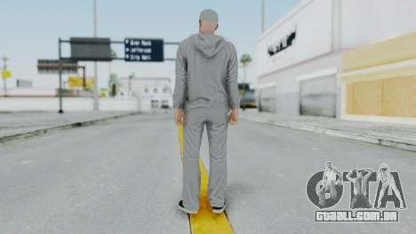 GTA Online - Custom Male Chav para GTA San Andreas terceira tela