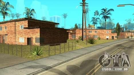 Novo stash de salions para GTA San Andreas terceira tela