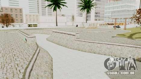 Small Texture Pack para GTA San Andreas quinto tela
