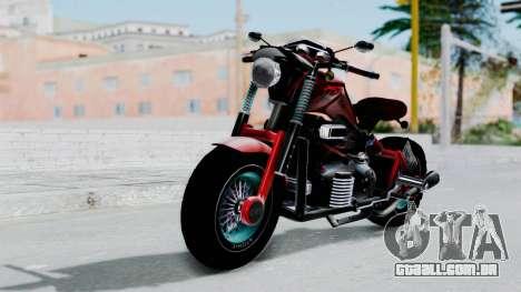 Turbike 3.0 para GTA San Andreas