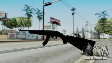 No More Room in Hell - Ruger 10 22 para GTA San Andreas segunda tela