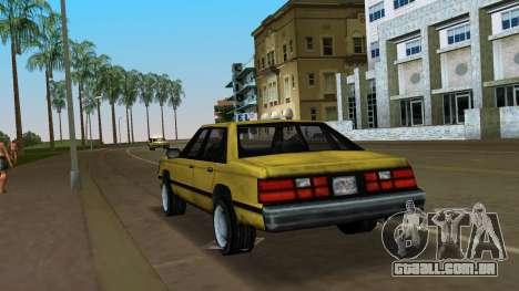 Premier para GTA Vice City vista traseira esquerda