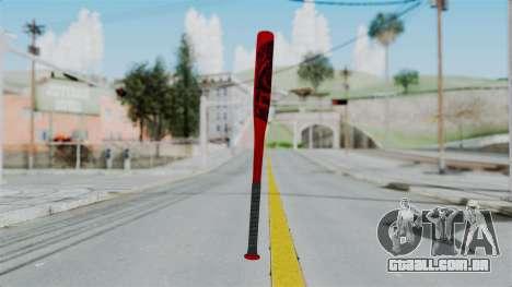 GTA 5 Baseball Bat 2 para GTA San Andreas segunda tela