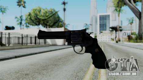 No More Room in Hell - Smith & Wesson 686 para GTA San Andreas segunda tela