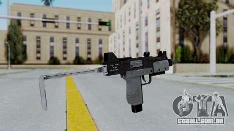 GTA 5 Micro SMG - Misterix 4 Weapons para GTA San Andreas terceira tela
