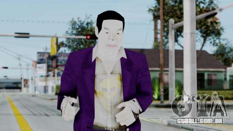 Bully Insanity Edition - MJ para GTA San Andreas