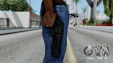 No More Room in Hell - Smith & Wesson 686 para GTA San Andreas terceira tela