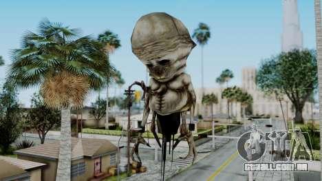 Nihilanth (Final Boss) from Half Life para GTA San Andreas