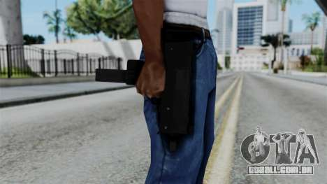 No More Room in Hell - MAC-10 para GTA San Andreas terceira tela