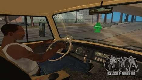 Barkas B1000 para GTA San Andreas vista direita