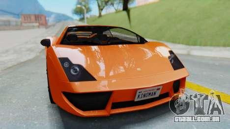 GTA 5 Pegassi Vacca IVF para GTA San Andreas vista direita