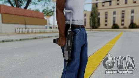 GTA 5 Micro SMG - Misterix 4 Weapons para GTA San Andreas