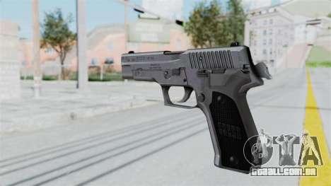 Sig Sauer P226 para GTA San Andreas segunda tela