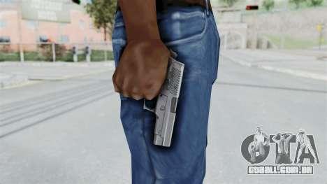 Sig Sauer P226 para GTA San Andreas terceira tela