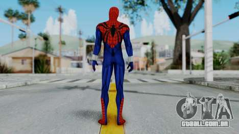 Spider-Man Ben Reilly para GTA San Andreas terceira tela