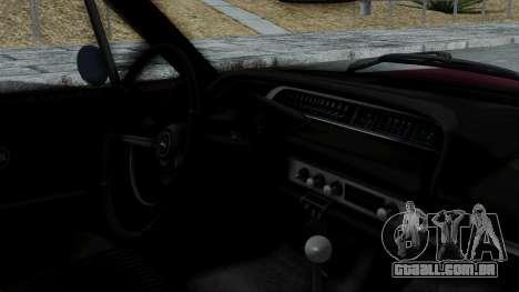 Chevrolet Impala 1964 para GTA San Andreas vista direita