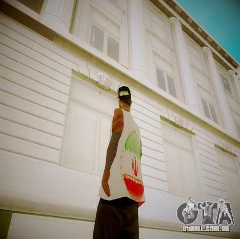 Iranian fam3 para GTA San Andreas segunda tela