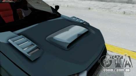 Ikco Dena Tuning para GTA San Andreas vista direita