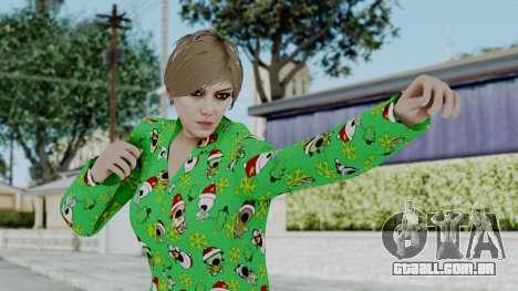 GTA Online DLC Festive Suprice 4 para GTA San Andreas