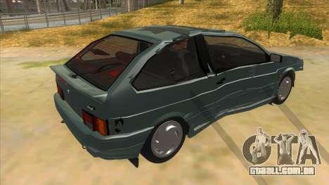 VAZ 2113 shifter para GTA San Andreas vista direita