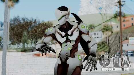 Genji - Overwatch para GTA San Andreas
