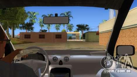 Hyundai Atos 2006 para GTA San Andreas vista interior