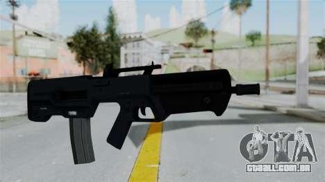 GTA 5 Advanced Rifle para GTA San Andreas