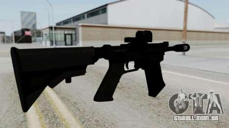 M24MASS para GTA San Andreas segunda tela