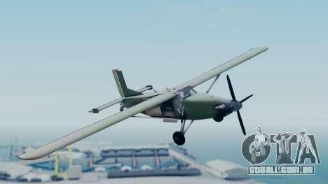 PC-6 USAF Markings para GTA San Andreas
