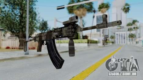 Arma OA AK-47 Eotech para GTA San Andreas