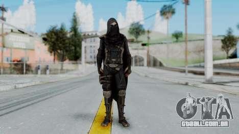 Garrett - Thief para GTA San Andreas segunda tela