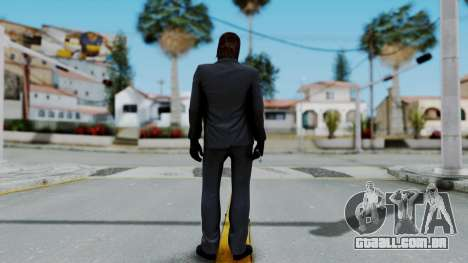 John Wich - Payday 2 para GTA San Andreas terceira tela