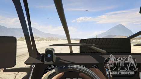 GTA 5 Land Rover 110 Pickup Armoured voltar vista