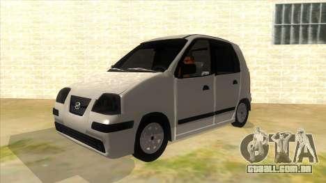 Hyundai Atos 2006 para GTA San Andreas