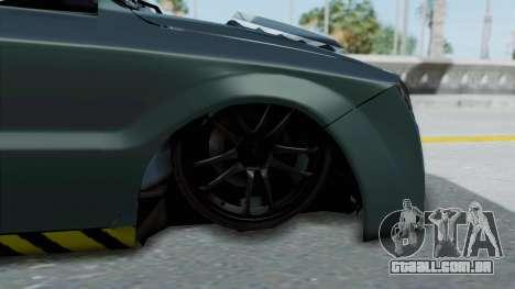 Ikco Dena Tuning para GTA San Andreas traseira esquerda vista